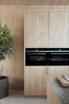 Apartment Interior Design, Interior Design Kitchen, Kitchen Shelves, Kitchen Decor, House Inside, Cuisines Design, Home Kitchens, Kitchen Remodel, Kitchen Living