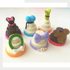 Mickey Mouse club house sweets