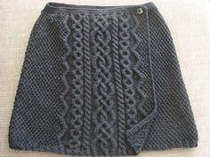 Ravelry: BR-10101 Skirt pattern by Yoko Hatta (風工房)