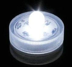 Submersible LED Lights, White. Battery Operated LED Lights. Set of 10 Wedding Tea Lights Lily's Home,http://www.amazon.com/dp/B005HKJSB0/ref=cm_sw_r_pi_dp_pHTdtb0WE3JRZYMA