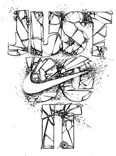 Nike 2012 DSGN by Stefan Chinof, via Behance