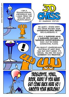 STAR TREK - Tridimensional Chess