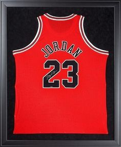 45798872e3c6 MICHAEL JORDAN Hand Signed Bulls M N Authentic Jersey Display UDA. Michael  Jordan Shirts