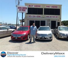 My name is Fidel Rodriguez, I am new to this company and am loving it! I have been in customer service/ sales for over 10 years and Auto Center of Texas is proving to be one of, if not the best in quality service provided to customers and staff.  Fidel Rodriguez