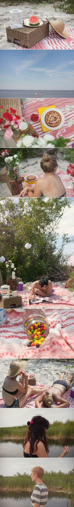 beach side bachelorette.