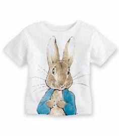 $ 18 peter rabbit™ tee - Chasing Fireflies