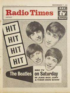 Beatles on Saturday, 5 December 1963
