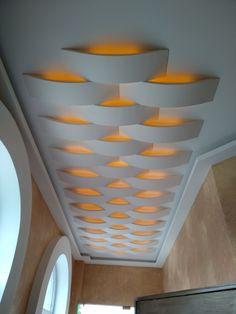 Pvc Ceiling Design, Simple Ceiling Design, Plaster Ceiling Design, Interior Ceiling Design, Showroom Interior Design, Ceiling Design Living Room, Bedroom False Ceiling Design, Home Ceiling, Gypsum Ceiling