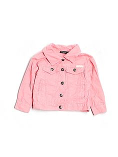 Practically New Size 2T CALVIN KLEIN JEANS Light Jacket for Girls