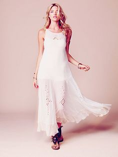 FP ONE Limited Edition Beach Bride Dress