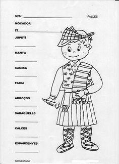 dibujo fallera - Buscar con Google Teaching Art, Teacher Resources, Arts And Crafts, Comics, Creative, Fictional Characters, Murcia, Irene, Pirates