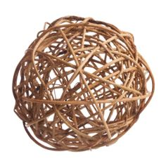 4 Natural Curly Willow Ball (Set of 9) from Koyal Wholesale