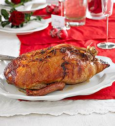 Roast duck with orange - Better Homes and Gardens - Yahoo!7