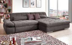 Wohnlandschaft Santa Lucia in dunkelgrau online bei Hardeck kaufen Santa Fe, Santa Lucia, Sofas, Couch, Paris, Design, Furniture, Home Decor, Products