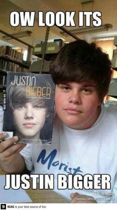 Justin Bigger