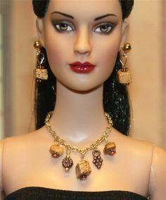 """Ancient Artifacts"" Jewelry Set for Tonner Tyler Ellowyne DeeAnna Gene Sybarite"