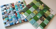 Recycled Magazine Craft | Sustainable Products | Planet Forward Sustainable products