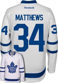 Maple Leafs Auston Matthews Memorabilia