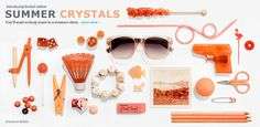 Take the Plunge: Shop Summer Crystals