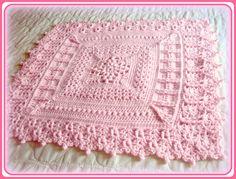 Crochet Patternbaby CrochetBlanketPatternCrochet Pattern