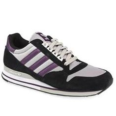Adidas Male Zx 500 Suede Upper in Black and Purple ADIDAS Zx 500 The Adidas Olympics torch keeps on burning with the ZX500 trainer. Old school lace up trainer with a suede and man made upper. Introduced by Adidas in 1983 as one of the most advanced ru http://www.comparestoreprices.co.uk//adidas-male-zx-500-suede-upper-in-black-and-purple.asp