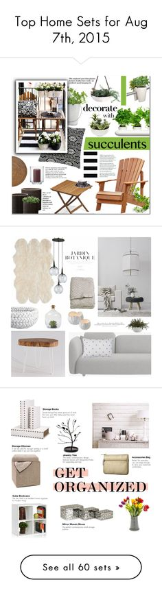 """Top Home Sets for Aug 7th, 2015"" by polyvore ❤ liked on Polyvore"
