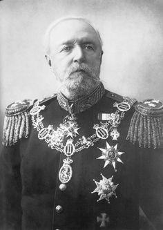 Oscar II, King of Sweden and Norway