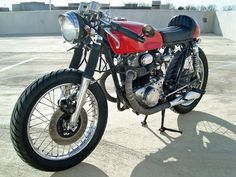CB350 Lucy Project Complete - ADVrider