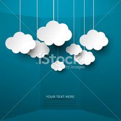 Cloud Computing Ilustraciones vectoriales sin derechos de autor