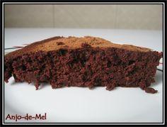Bruxinha do Lar: Bolo de Chocolate e Beterraba (versão sem glúten)