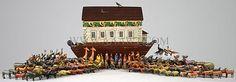 Toy, Noah's Ark, 19th Century