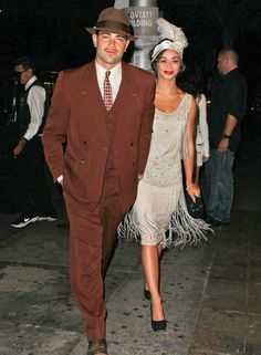 gatsby themed party costume