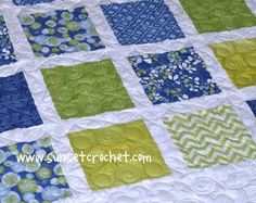 Popular items for square quilt