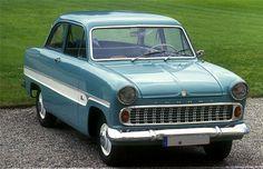 1959 - Ford Taunus 12 M - P1