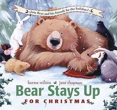 Favorite Christmas books for 2 year-olds~Mini Reads