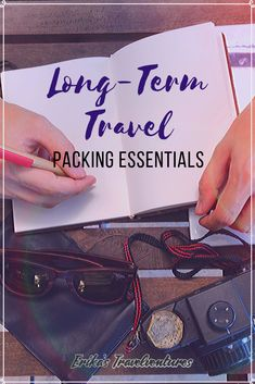 Long-Term Travel Gear You Shouldn't Go Without - Erika's Travelventures Travel Abroad, Travel Packing, Camping Essentials List, International Travel Tips, Bus Ride, Day Bag, Amazon Kindle, Travel Gifts, Trip Planning