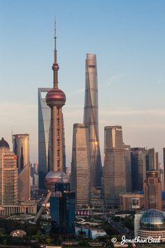Shanghai | Skyline | Travel | Photography
