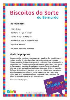 Biscoito da Sorte do Bernardo