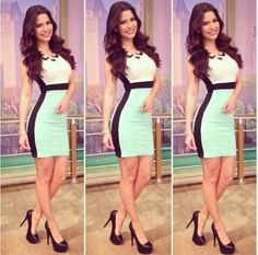 Ana Patricia Style #TVHost #Outfit