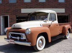 1956 International S110 Pickup - 1