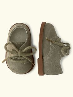 Morgan Oxford - Layette Shoes - RalphLauren for my little guy