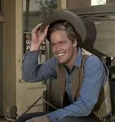 When Trampas smiles, everyone smiles John Wayne, 1 John, Doug Mcclure, James Drury, The Virginian, Tv Westerns, Thing 1, Old Shows, Western Movies