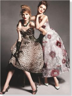 Retro fabulous. Clipped from ©marie claire Australia using Netpage.