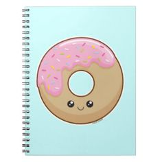 Donut Notebook                                                                                                                                                                                 Mais