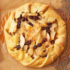 Rustic Ice Harvest Spiced Apple Crostata