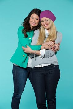 The original mom and daughter team, Bella and Chrissy Weems! <3