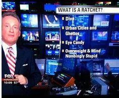 Fox News LA Tries To Define Ratchet - NoWayGirl