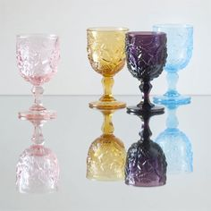 Casa de Perrin Goblet Collection...I WANT!!!
