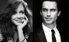 matt bomer and alexis-bledel