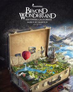 Фестиваль современной музыки «Beyond Wonderland 2016», 18-19 марта, San Manuel Amphitheater & Grounds in San Bernardino, Южная Калифорния. (560x700, 123Kb)